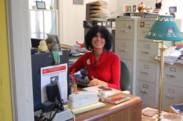 Dr. Karen Davis United Poultry Concerns