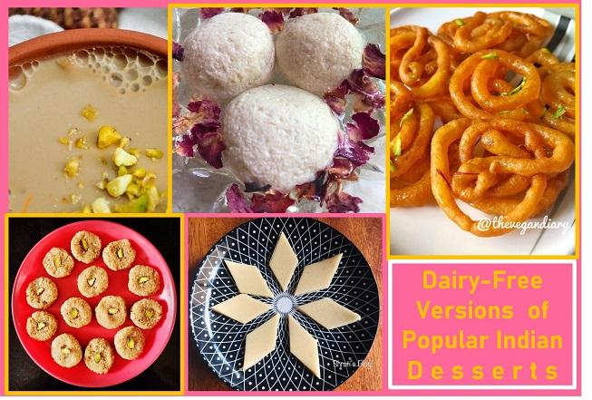 Indian Vegan Sweets Recipes Part 2 Vegan India